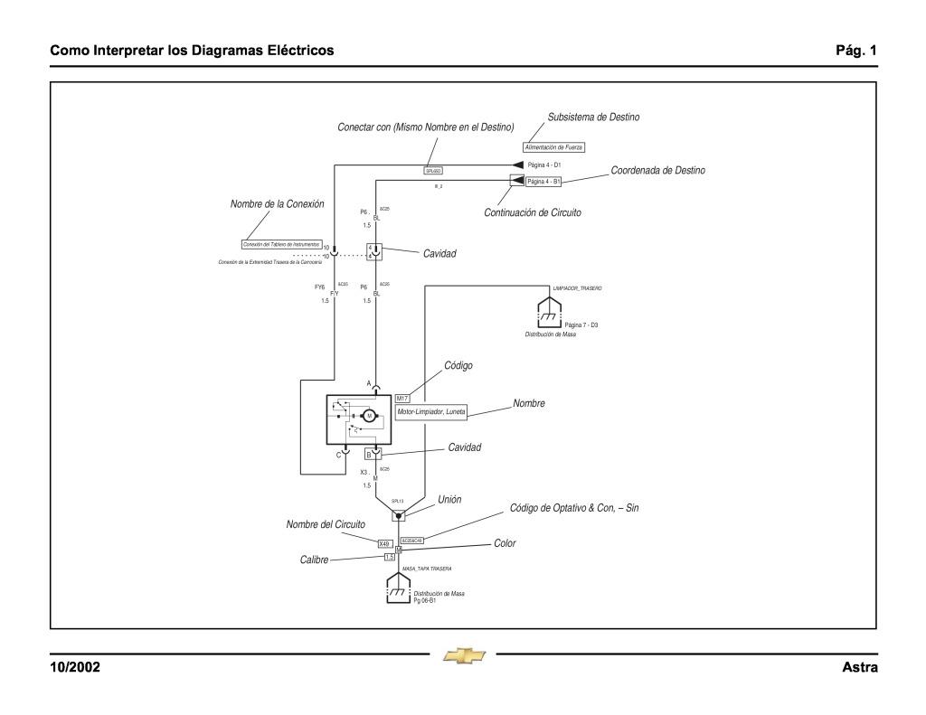 Astra Wiring Diagrams Spanish Pdf  9 6 Mb