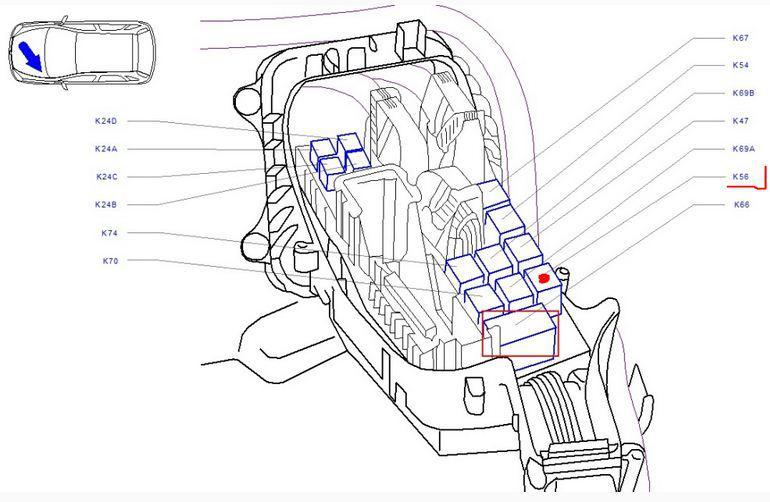 Schema Elettrico Opel Corsa C : Relé taktovače zadního stěrače meriva a fórum