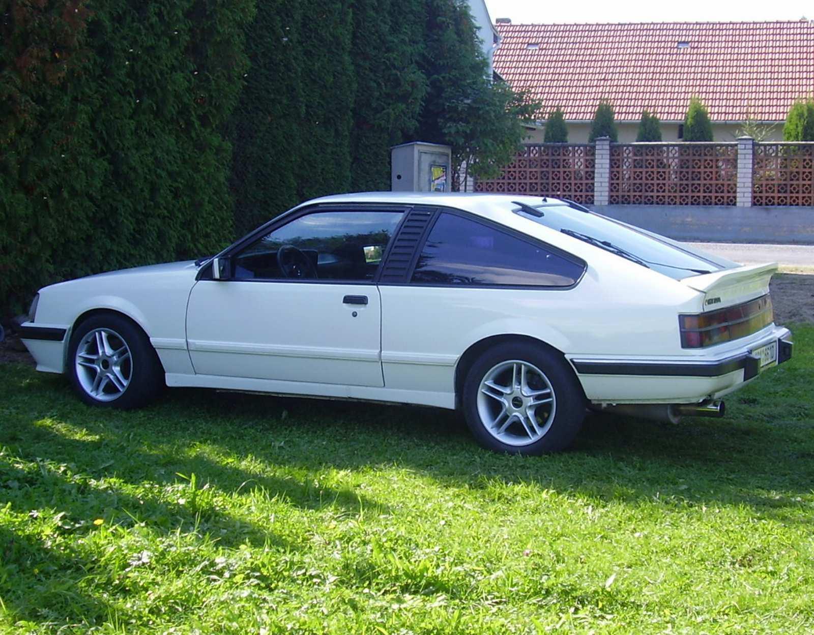 Monza GSE 3.0 r.v.1986