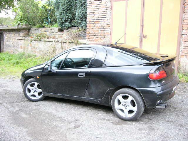 1998 Opel Tigra 1.6 benz�n 85 kW - Z�kladn� info - Opel KLUB